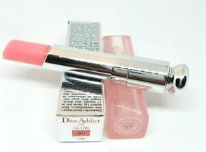 Christian Dior-Dior Addict Lip Glow #001 PINK BNIB Full size Fast/Free shipping