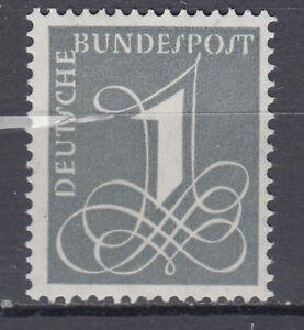BRD 1955 Mi. Nr. 226 (N) Normalpapier / weißes Papier Postfrisch LUXUS!! (28131)