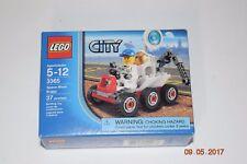 Lego 3365- City  Space Moon Buggy-5+,37 pcs-Sealed-Retired - 3367/3368- NEW--NIB