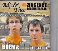 Adje&Theo-Boem Is Ho cd single