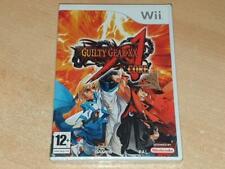 Guilty Gear XX Accent Core Nintendo Wii UK PAL ** NAGELNEU & OVP **