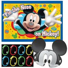 MICKEY MOUSE PARTY GAME BIRTHDAY PARTY SUPPLIES
