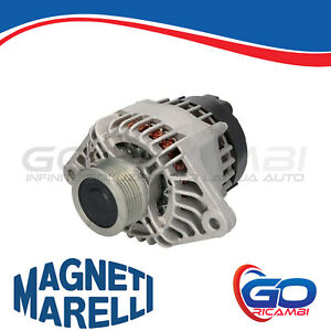 ALTERNATORE MARCA MAGNETI MARELLI ALFA 147 156 GT 1.9 JTD JTDM 8V 16V