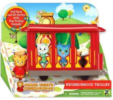 Daniel Tiger's Neighborhood Neighborhood Trolley