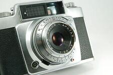 Alte Agfa Kameras mit Tasche