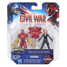Marvel Captain America: Civil War Iron Man & Black Widow
