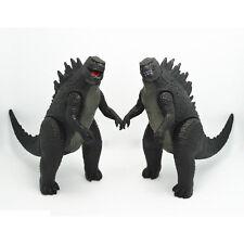 Set of 2pcs New 2014 Movie Godzilla Monster Action Figures Toys 17cm 6.5'' Gift