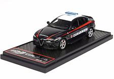 BBR BBRC176CAR - Alfa Romeo Giulia 2015 QV Quadrifoglio Carabinieri     1/43