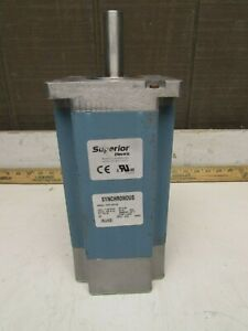 SUPERIOR ELECTRIC KST113T1W ,SLO-SYN SYNCHRONOUS Motor, 1ph, 120V /1.46A ,