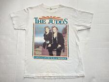 Vintage 1991 The Judds Love Can Build A Bridge Farewell Tour Shirt M Concert