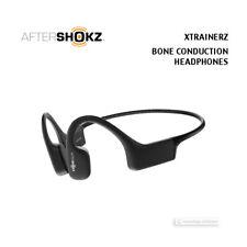Aftershokz XTRAINERZ IP68 Waterproof Bone Conduction Swim MP3 Headphones BLACK