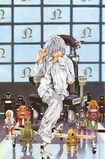 "107 Death Note - L Kira Detective Art Print Japan Anime 24""x36"" Poster"