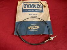 NOS 61-64 FORD TRUCK HEATER SWITCH / CABLE C3TZ-18578-B F100 F250 F350
