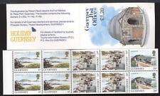 GUERNSEY - Libretto - 1989 - £. 1,20 - Vedute dell'Isola - Fish Market
