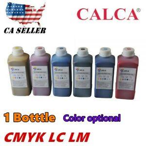 US Stock 1L / Bottle / Color Compatible Mimaki ECO Solvent Ink C M Y K LC LM