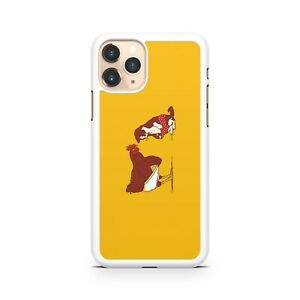 Funny Cuddly Adorable Cat Rooster Chicken Pet Animals Colourful Phone Case Cover