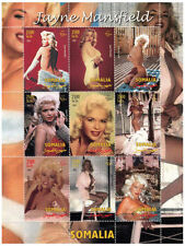 Timbres de 1981 à 1990 célébrités