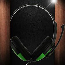 TOP Gaming Headset wired Earphone Headsets + Mic Microphone for Xbox360