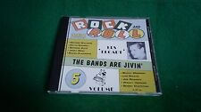 Rock and Roll Songs The Bands Are Jivin Volume 5
