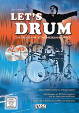 Let's Drum (mit 2 DVDs)   EH 3821 EAN: 9783866261471