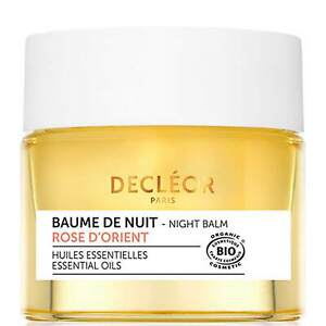 DECLÉOR Organic Aromessence Rose d'Orient Soothing Comfort Night Balm 15ml