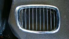 BMW 5 SERIES RIGHT SIDE GRILLE, CHROME, E39, 04/96-10/03