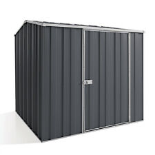 YardSaver G66 2.1m x 2.1m Gable Roof Colour Garden Shed -  - AUG SPECIAL