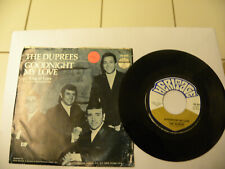 The Duprees Goodnight My Love 45 rpm near mint with ps