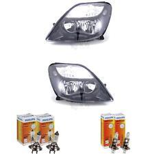 Scheinwerfer Set für Renault SCENIC I Bj. 09/99-06/03 H7/H1 mit Blinker 56749476
