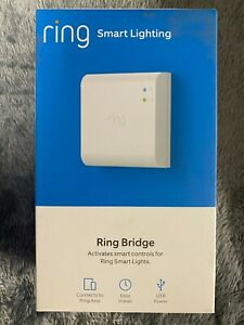 Ring Smart Lighting Ring Bridge - 842861105193