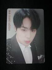 WANNA ONE Ha Sungwoon I promise you Night photocard IPU Kpop photocard hotshot