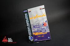 Wipeout SEGA Saturn Game boxed with manual PAL FAST FREE UK POSTAGE