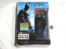 NEW The Dark Knight Best Buy 2 Disc DVD Set w/ Limited Edition Batman Cowl