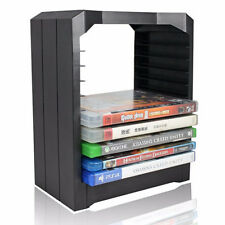 Universal Game Box and Blu Ray Disc Storage Tower Shelf Stand for Xbox PS3 PS4