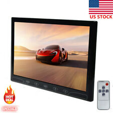 "10.1""HD TFT LCD Display Screen CCTV Surveillance Monitor Remote Control US STOCK"