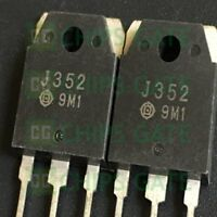 1PCS New Hitachi 2S J352 2SJ352 TO3P Transistor