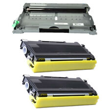 DR350 Drum + 2PK TN350 Toner Cartridge Set for Brother DCP-7020 MFC-7220