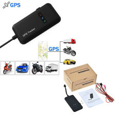 GSM GPRS GPS Realtime Tracker For Vehicle Bike Car Motorcycle Quad band TK110