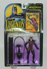 Legends of Batman Catwoman & Collector Card Figure 1994 KENNER #64033 SEALED MIB