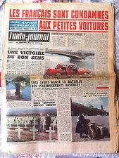 "b)L'AUTO-JOURNAL n°284 du 11/1961 Opel Kapitan ""Hydramatic""/ Salon de Londres"