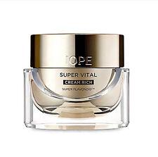 Iope Super Vital Cream Rich Anti aging Lifting Firm Skin  50ml Korea cosmetic