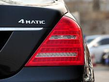 E619 4 Matic Emblem Badge auto aufkleber 3D Schriftzug Plakette car Sticker