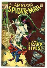 Amazing Spider-Man 76 The Lizard! Stan Lee Buscema 1969 Marvel Comics (j#3529)