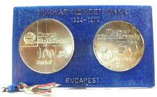 HUNGARY (Nemzeti BANK) 50+100 Forint SET-1974