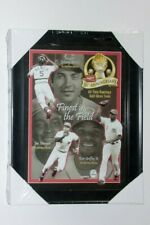 New ListingCincinnati Reds Rawlings 50th Anniversary All-Time Gold Glove Team Photo Framed