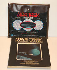 1975 STAR TREK BLUEPRINTS and puzzle manual