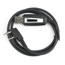 USB 2 Patillas Programación Cable para Baofeng Radios BF888S UV-5R UV-5RA KG-669