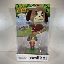Nintendo Amiibo Animal Crossing Collection - Digby Figure - Wii U 3DS