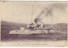 CPA 50 CHERBOURG MARINE AVISO- TORPILLEUR  Le DUNOIS DESTROYER TORPEDO BOAT 1914