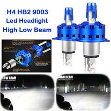 H4 HB2 9003 LED Headlight Conversion Kit Bulb 12000LM Hi/Lo Beam Light 6000K 12V